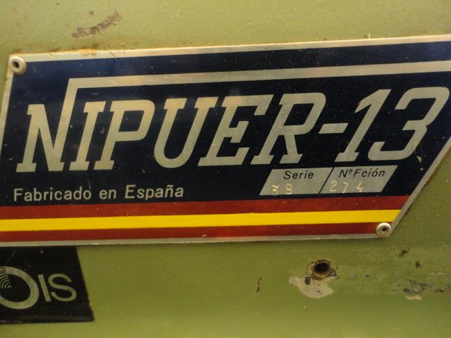 TALADRO DOBLE NIPUER