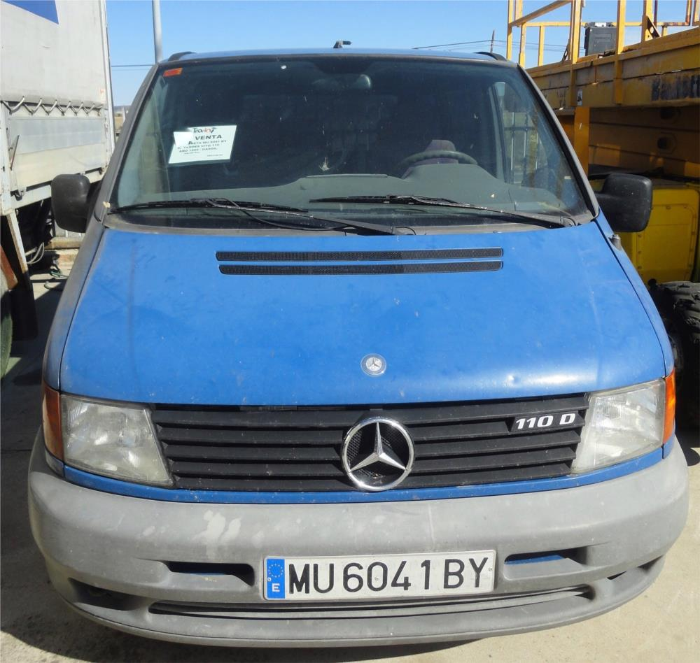 MERCEDES VITO MU6041BY